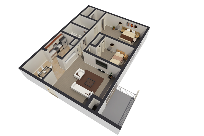 Floor Plans Virginia Commons